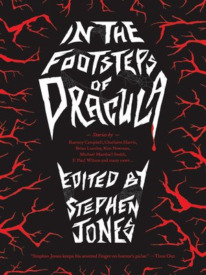 cover image of In the Footsteps of Dracula