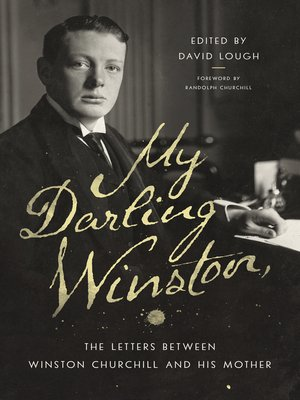 cover image of My Darling Winston
