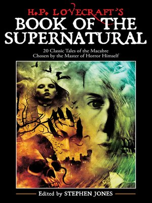 cover image of H. P. Lovecraft's Book of the Supernatural