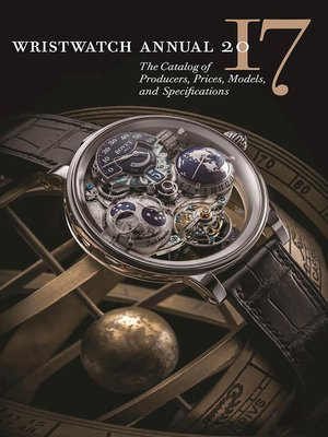 cover image of Wristwatch Annual 2017