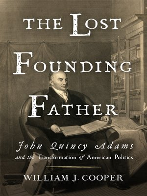 cover image of The Lost Founding Father