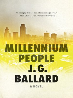 cover image of Millennium People