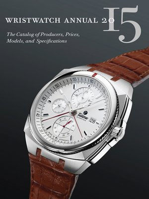 cover image of Wristwatch Annual 2015