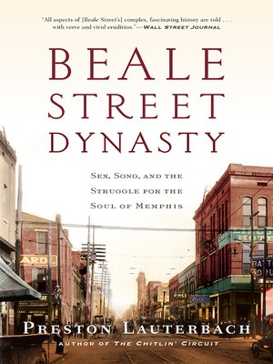 cover image of Beale Street Dynasty