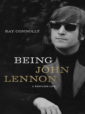 cover image of Being John Lennon
