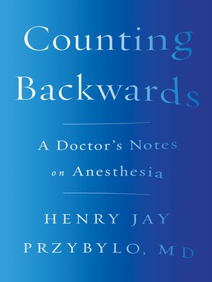 cover image of Counting Backwards