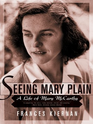 cover image of Seeing Mary Plain