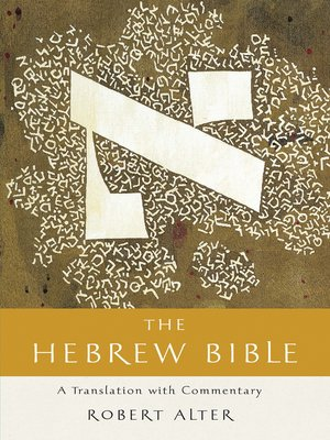 cover image of The Hebrew Bible