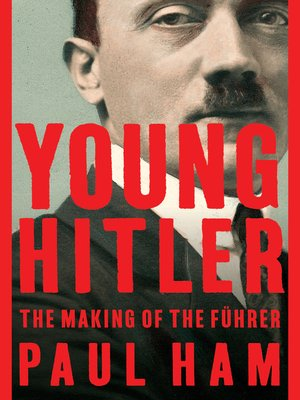 cover image of Young Hitler