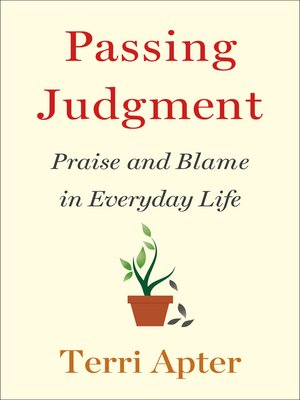 cover image of Passing Judgment