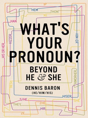 cover image of What's Your Pronoun?