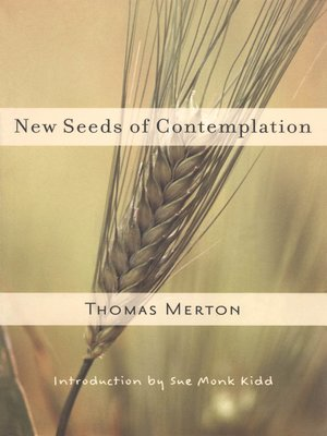cover image of New Seeds of Contemplation