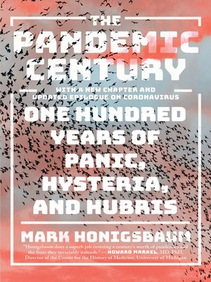 cover image of The Pandemic Century