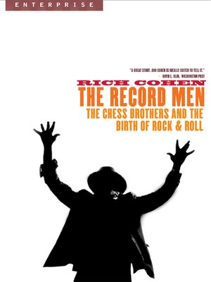 cover image of The Record Men