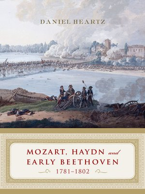 cover image of Mozart, Haydn and Early Beethoven