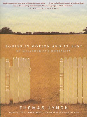 cover image of Bodies in Motion and at Rest