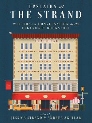 cover image of Upstairs at the Strand