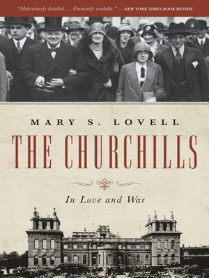 cover image of The Churchills