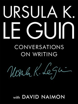 cover image of Ursula K. Le Guin