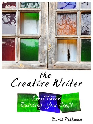 cover image of The Creative Writer, Level Three