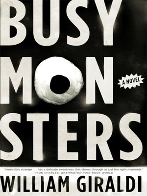 cover image of Busy Monsters