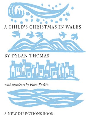 cover image of A Child's Christmas in Wales