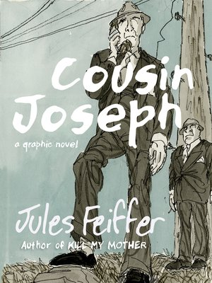 cover image of Cousin Joseph