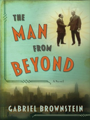 cover image of The Man from Beyond