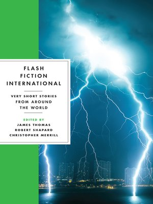 cover image of Flash Fiction International