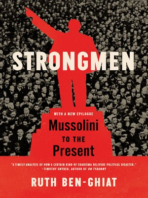 cover image of Strongmen