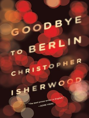cover image of Goodbye to Berlin