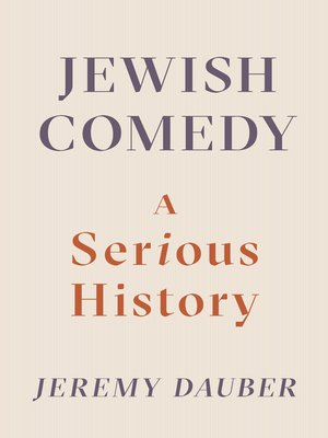 cover image of Jewish Comedy