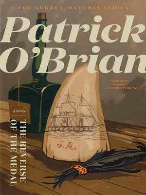 cover image of The Reverse of the Medal (Volume Book 11)  (Aubrey/Maturin Novels)