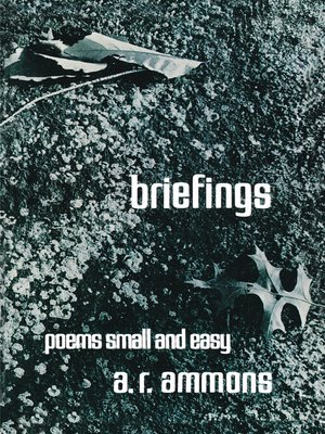 cover image of Briefings