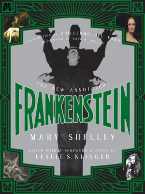 cover image of The New Annotated Frankenstein