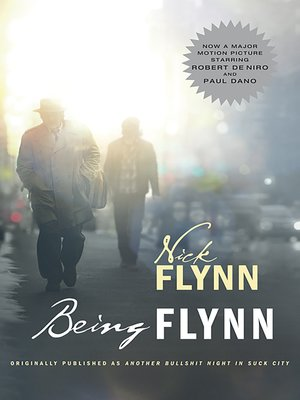 cover image of Being Flynn (Movie Tie-in Edition)  (Movie Tie-in Editions)