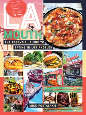 cover image of LA by Mouth