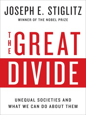 cover image of The Great Divide