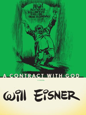 cover image of A Contract with God