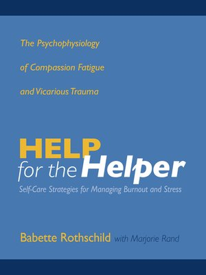 cover image of Help for the Helper