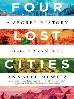cover image of Four Lost Cities