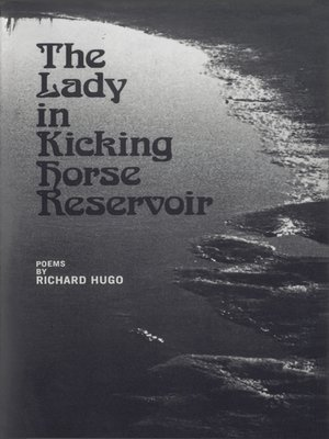 cover image of The Lady in Kicking Horse Reservoir