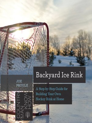 cover image of Backyard Ice Rink