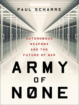 cover image of Army of None