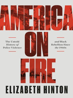 cover image of America on Fire