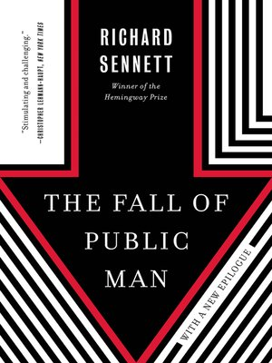 cover image of The Fall of Public Man (40th Anniversary Edition)