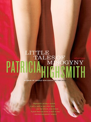 cover image of Little Tales of Misogyny