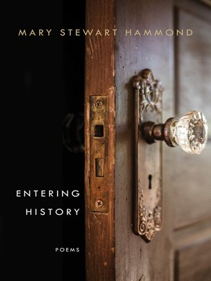 cover image of Entering History