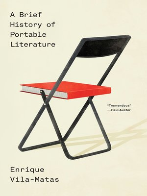 cover image of A Brief History of Portable Literature