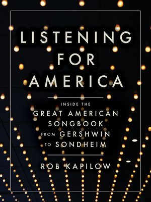 cover image of Listening for America